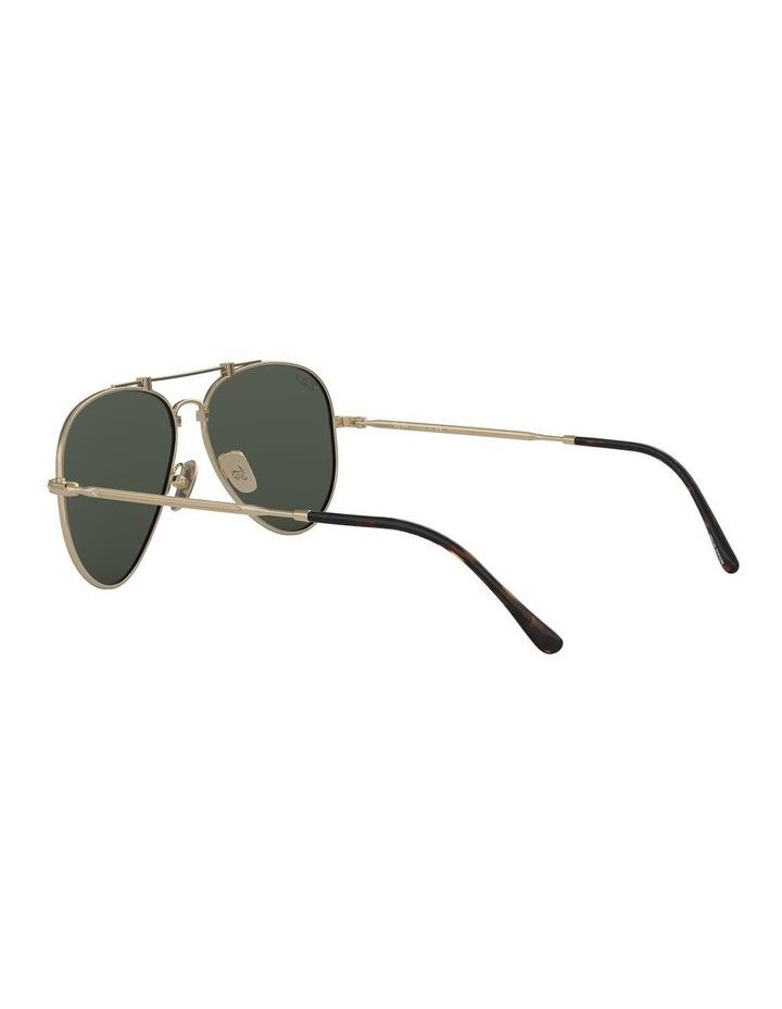 0RB8125M Titanium 1522232001 Polarised Sunglasses image 5