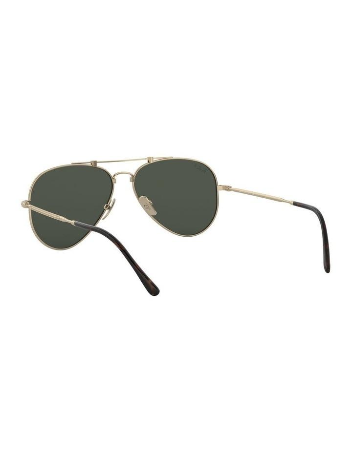 0RB8125M Titanium 1522232001 Polarised Sunglasses image 6