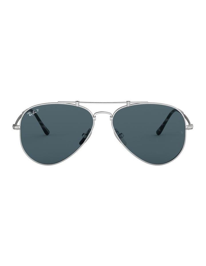 0RB8125M Titanium 1522232002 Polarised Sunglasses image 2