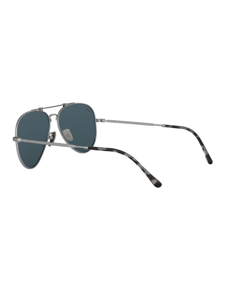 0RB8125M Titanium 1522232002 Polarised Sunglasses image 5