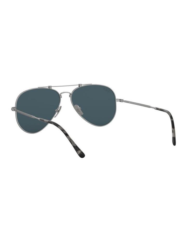 0RB8125M Titanium 1522232002 Polarised Sunglasses image 6