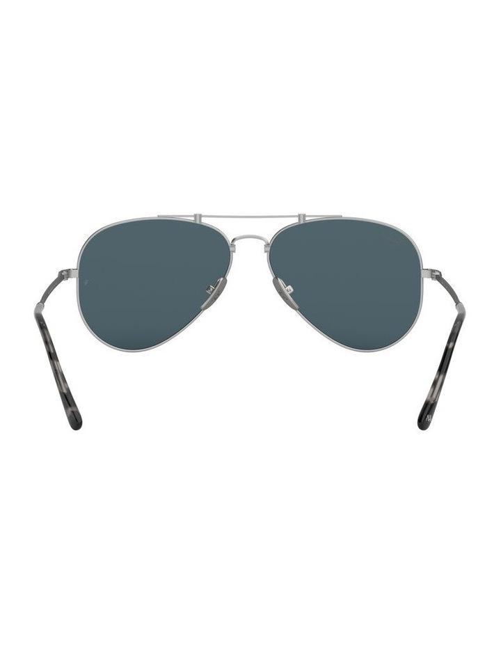0RB8125M Titanium 1522232002 Polarised Sunglasses image 7
