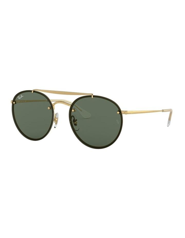 0RB3614N Blaze Round Doublebridge 1523721001 Sunglasses image 1