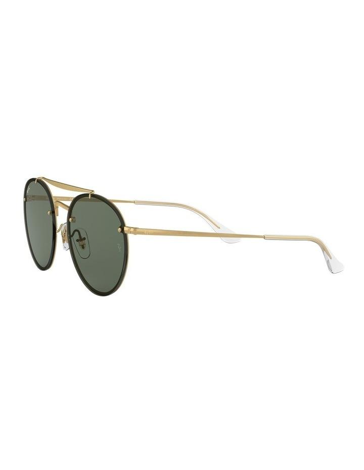 0RB3614N Blaze Round Doublebridge 1523721001 Sunglasses image 3