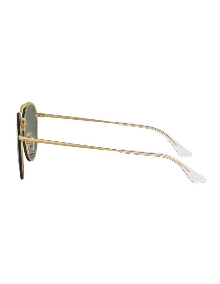 0RB3614N Blaze Round Doublebridge 1523721001 Sunglasses image 4