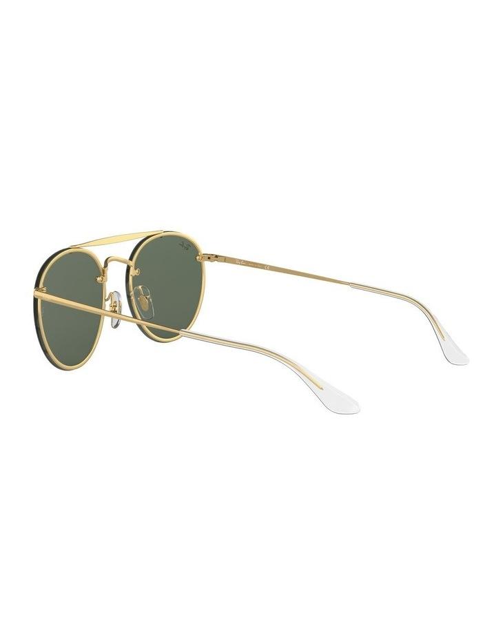 0RB3614N Blaze Round Doublebridge 1523721001 Sunglasses image 5