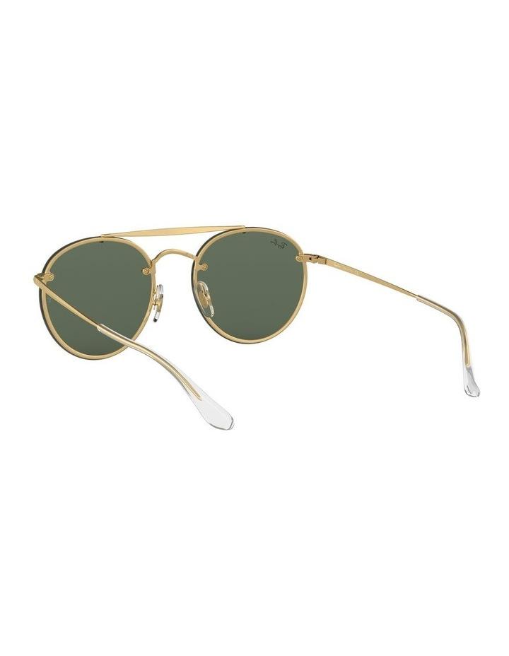 0RB3614N Blaze Round Doublebridge 1523721001 Sunglasses image 6