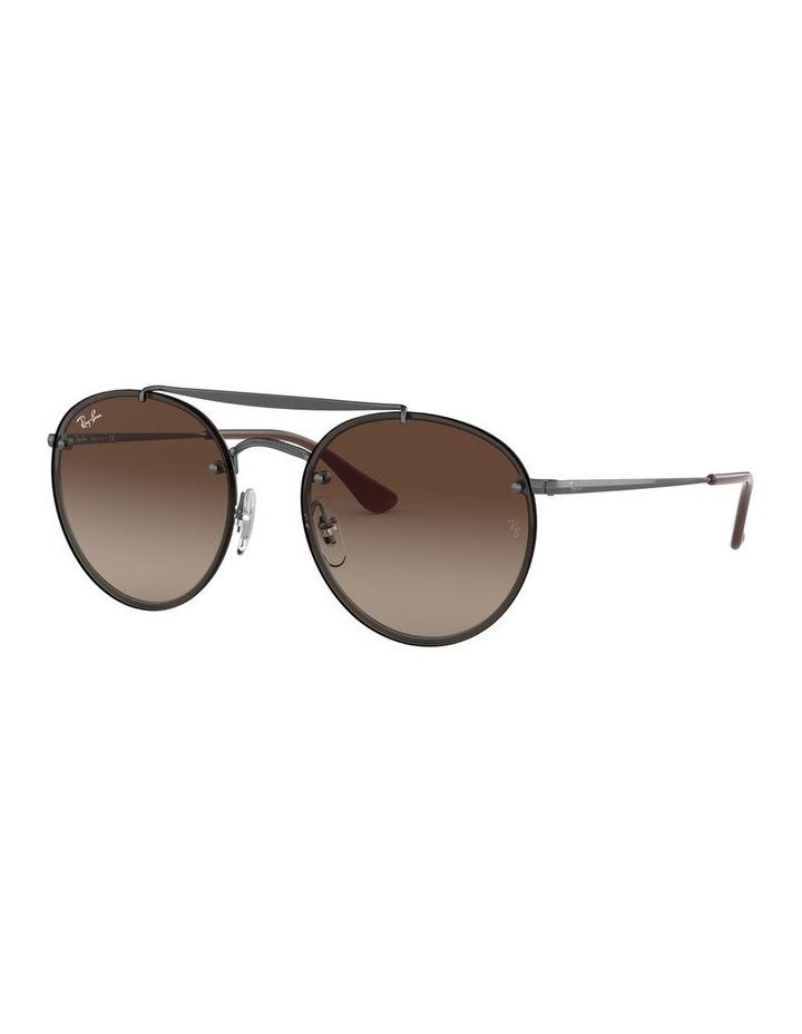 0RB3614N Blaze Round Doublebridge 1523721002 Sunglasses image 1