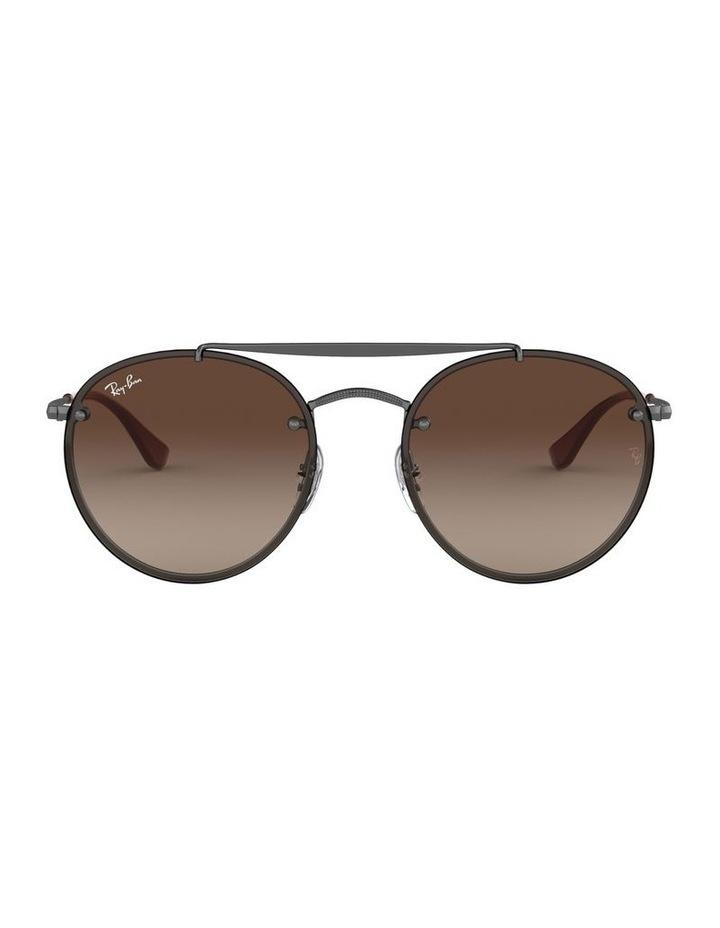 0RB3614N Blaze Round Doublebridge 1523721002 Sunglasses image 2