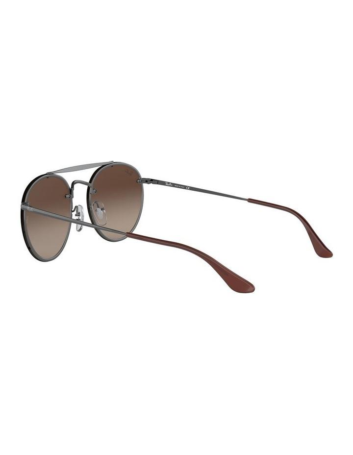 0RB3614N Blaze Round Doublebridge 1523721002 Sunglasses image 5