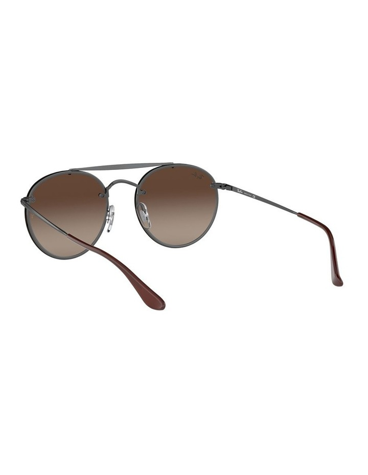 0RB3614N Blaze Round Doublebridge 1523721002 Sunglasses image 6