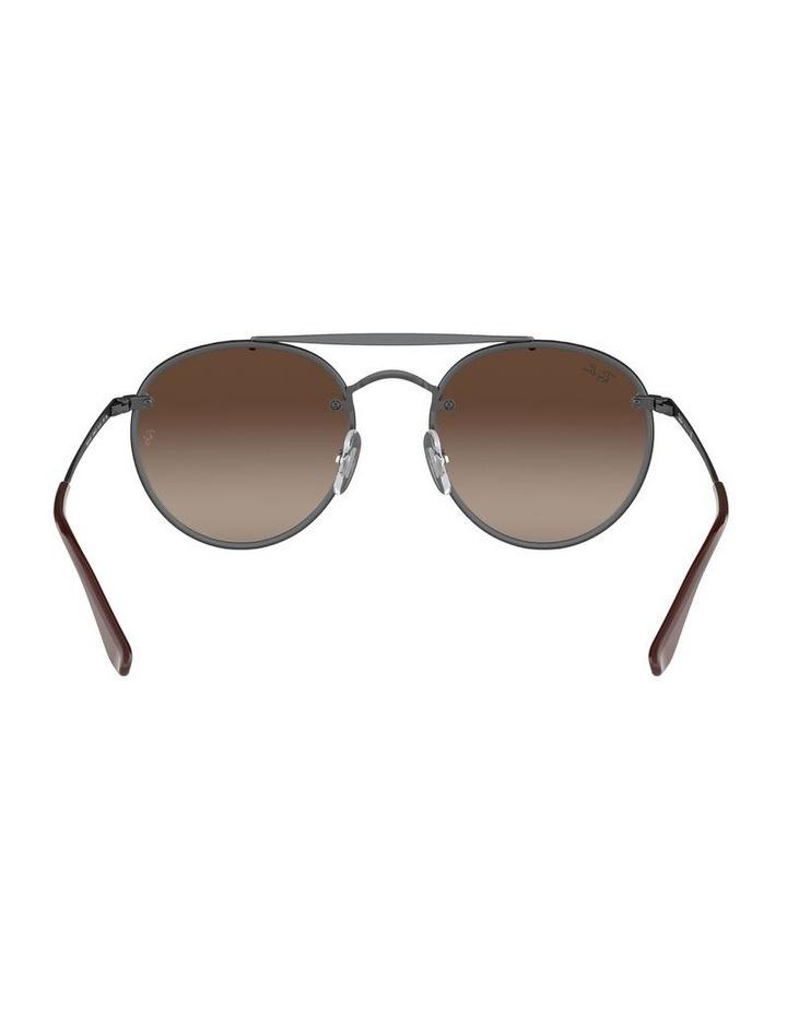 0RB3614N Blaze Round Doublebridge 1523721002 Sunglasses image 7