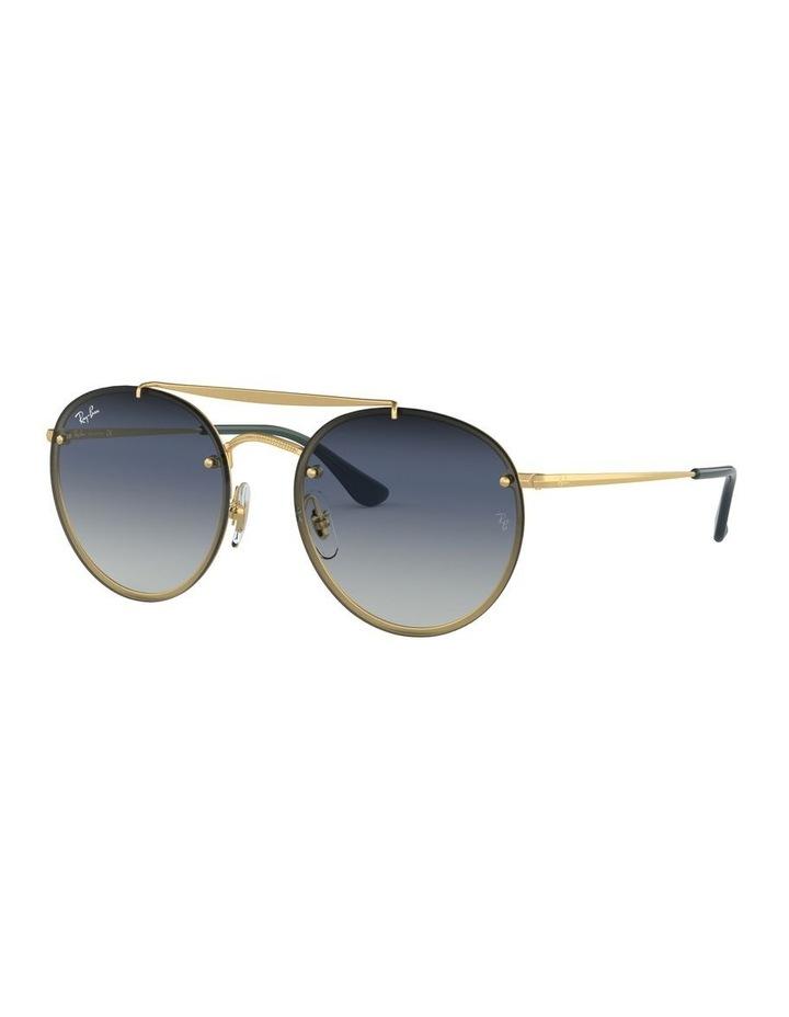 0RB3614N Blaze Round Doublebridge 1523721003 Sunglasses image 1