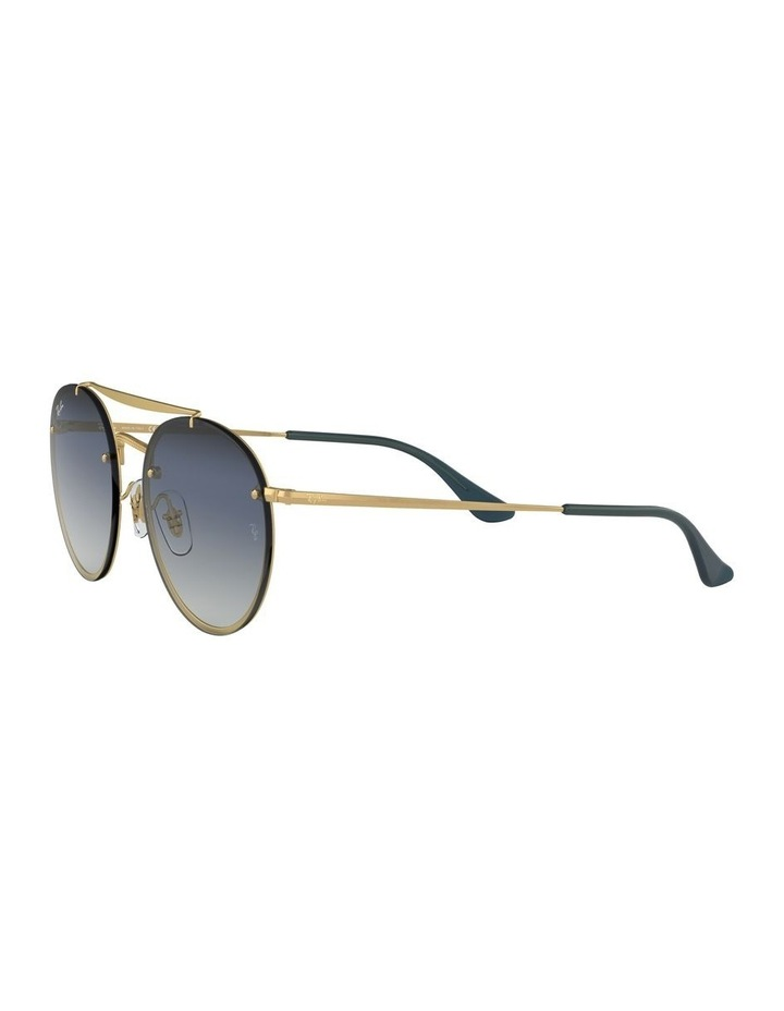 0RB3614N Blaze Round Doublebridge 1523721003 Sunglasses image 3