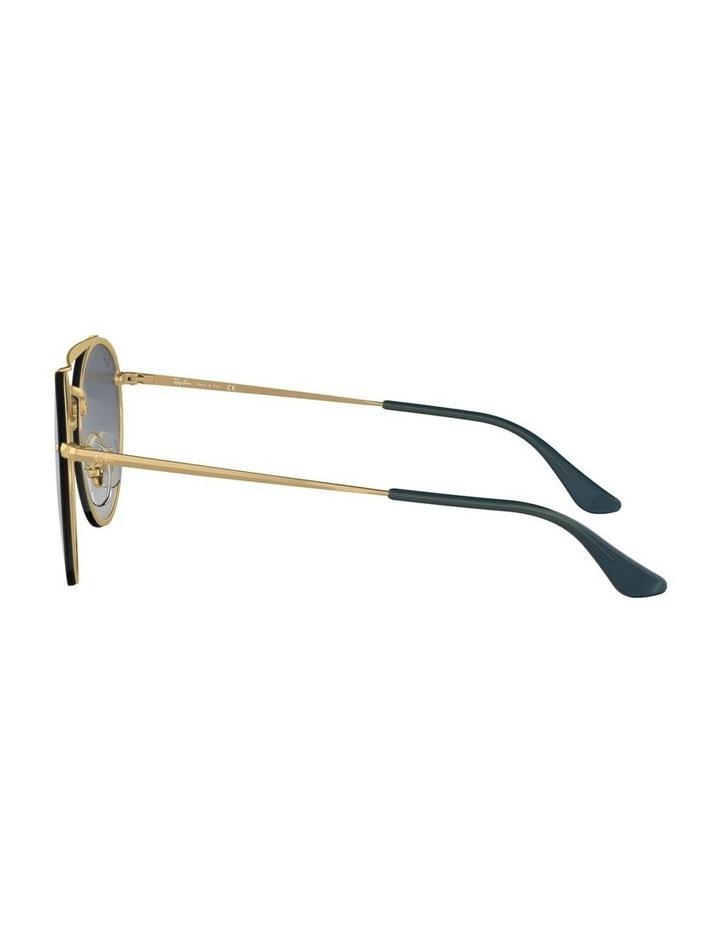 0RB3614N Blaze Round Doublebridge 1523721003 Sunglasses image 4