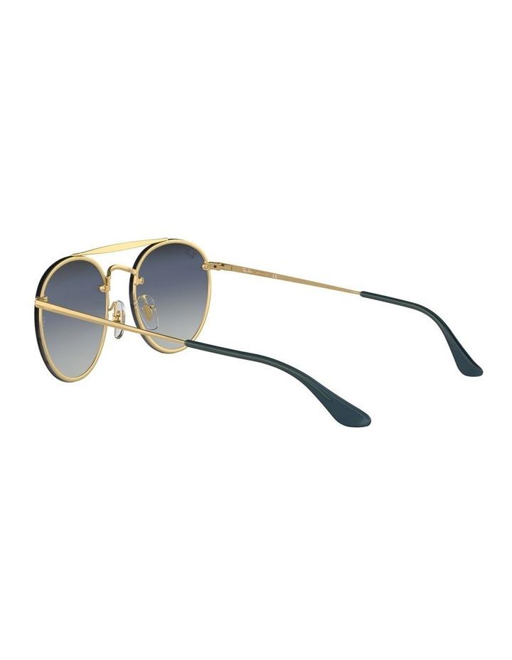 0RB3614N Blaze Round Doublebridge 1523721003 Sunglasses image 5