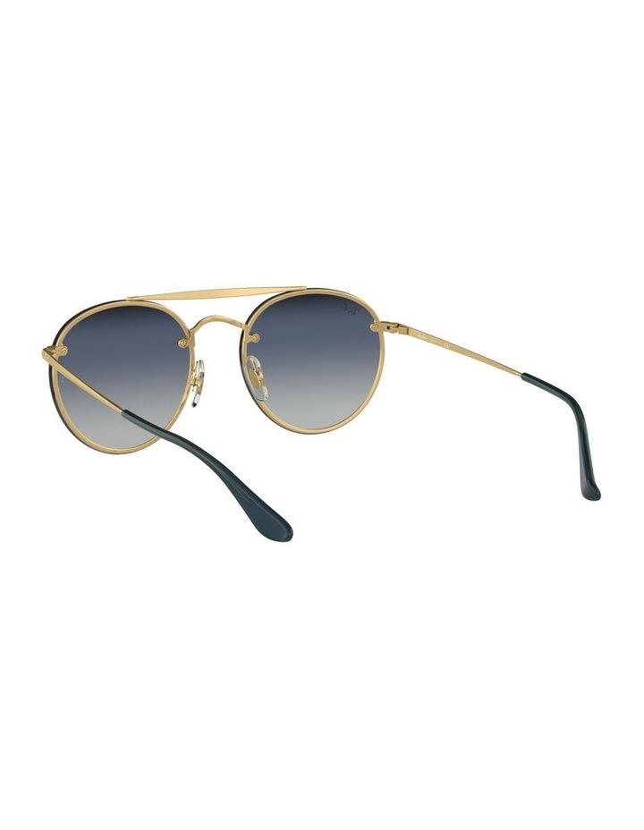 0RB3614N Blaze Round Doublebridge 1523721003 Sunglasses image 6