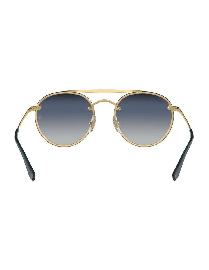 0RB3614N Blaze Round Doublebridge 1523721003 Sunglasses image 7