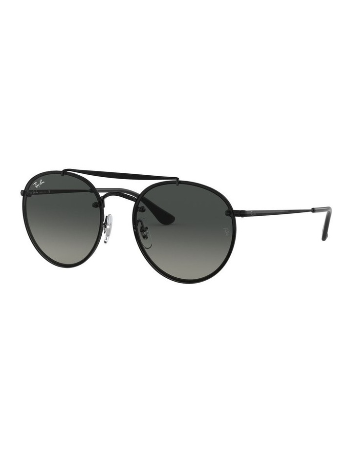 0RB3614N Blaze Round Doublebridge 1523721004 Sunglasses image 1