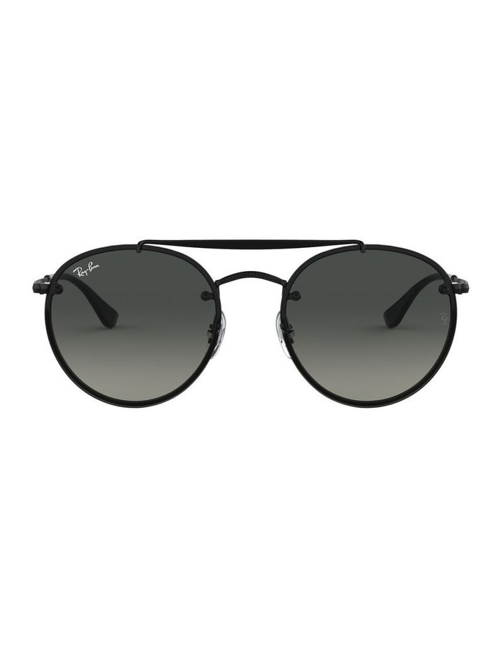 0RB3614N Blaze Round Doublebridge 1523721004 Sunglasses image 2