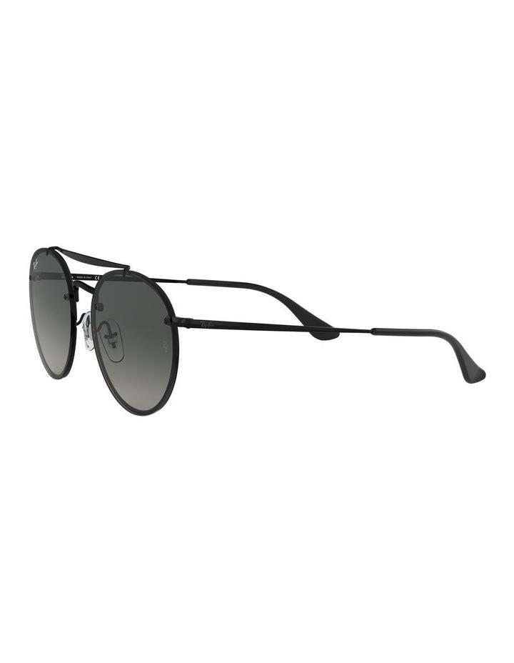 0RB3614N Blaze Round Doublebridge 1523721004 Sunglasses image 3