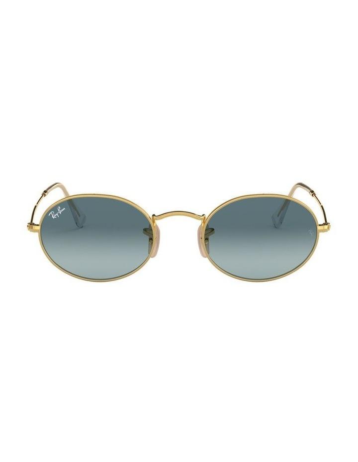 0RB3547 Oval 1523751002 Sunglasses image 2