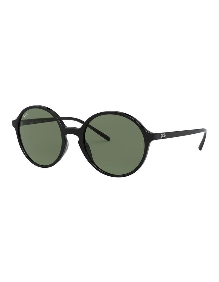Green Round Sunglasses 0RB4304 1524239001 image 1