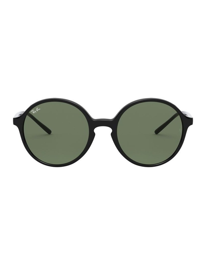 Green Round Sunglasses 0RB4304 1524239001 image 2