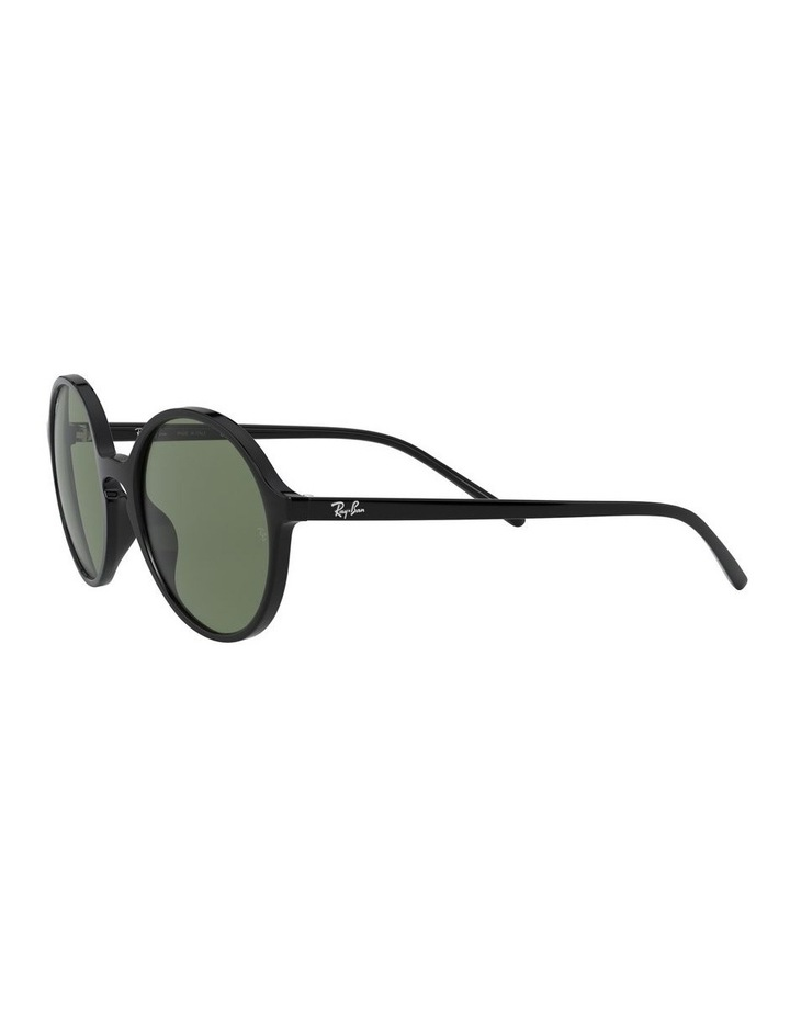 Green Round Sunglasses 0RB4304 1524239001 image 3