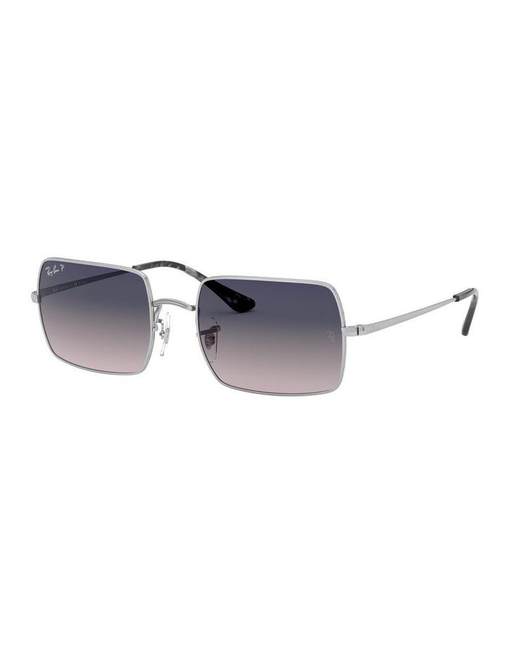 0RB1969 Rectangle 1529295008 Polarised Sunglasses image 1