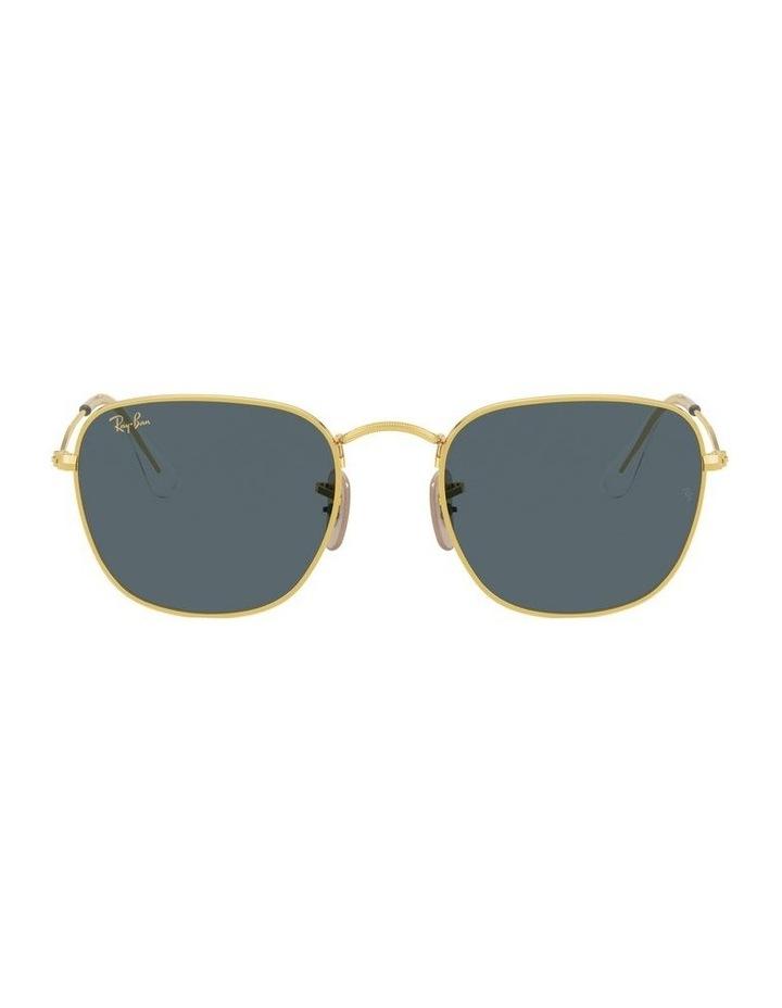 Frank Blue Square Sunglasses 0RB3857 1529430004 image 2