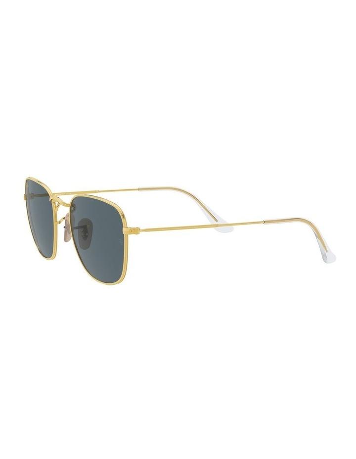Frank Blue Square Sunglasses 0RB3857 1529430004 image 3