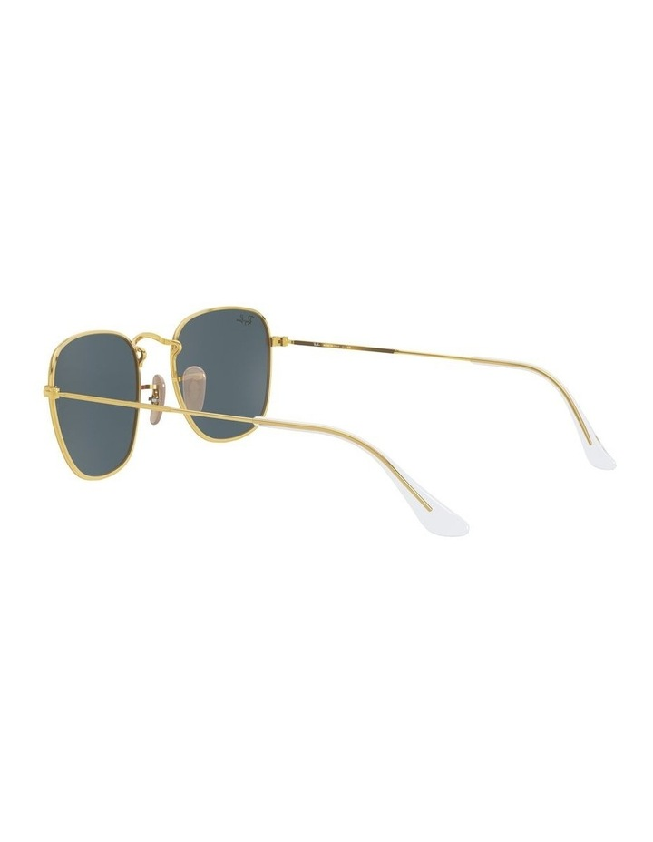 Frank Blue Square Sunglasses 0RB3857 1529430004 image 5