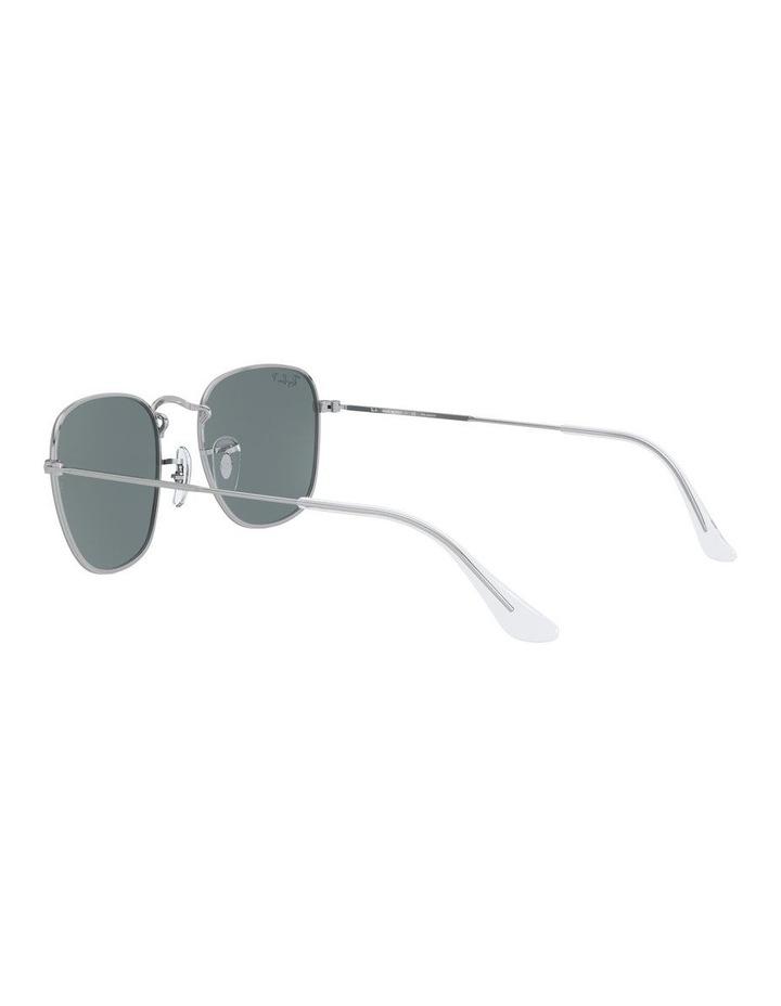 Frank Polarised Blue Square Sunglasses 0RB3857 1529430006 image 5