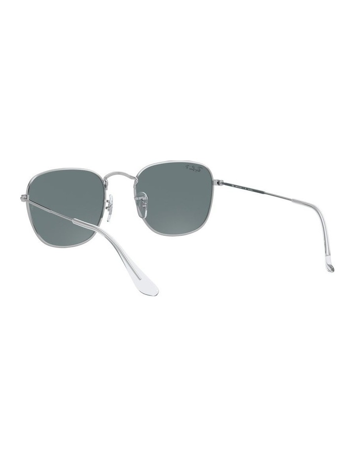 Frank Polarised Blue Square Sunglasses 0RB3857 1529430006 image 6