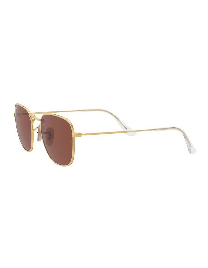 Frank Polarised Purple Square Sunglasses 0RB3857 1529430007 image 3