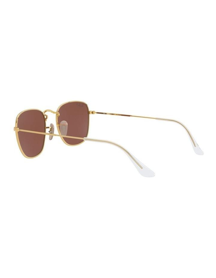 Frank Polarised Purple Square Sunglasses 0RB3857 1529430007 image 5