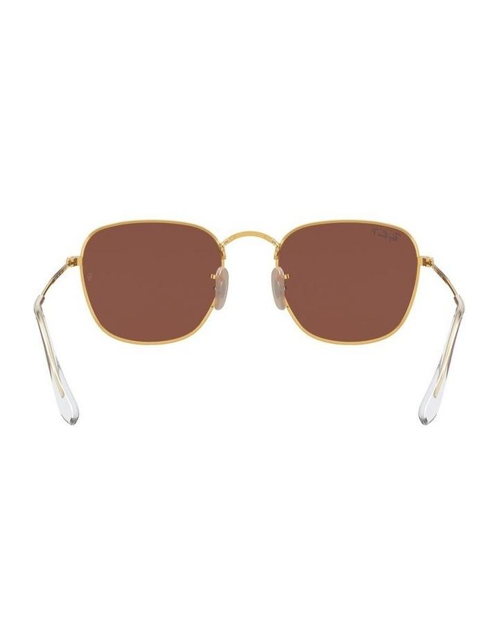 Frank Polarised Purple Square Sunglasses 0RB3857 1529430007 image 7