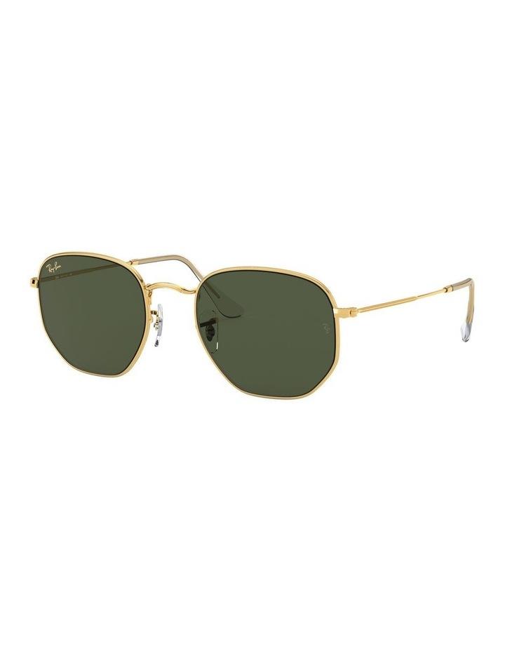 Green Hexagon Sunglasses RB3548N 1529913001 image 1