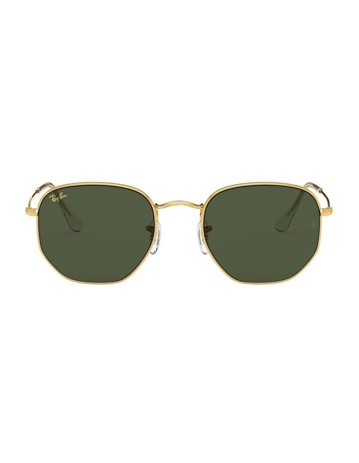 Green Hexagon Sunglasses RB3548N 1529913001 image 2