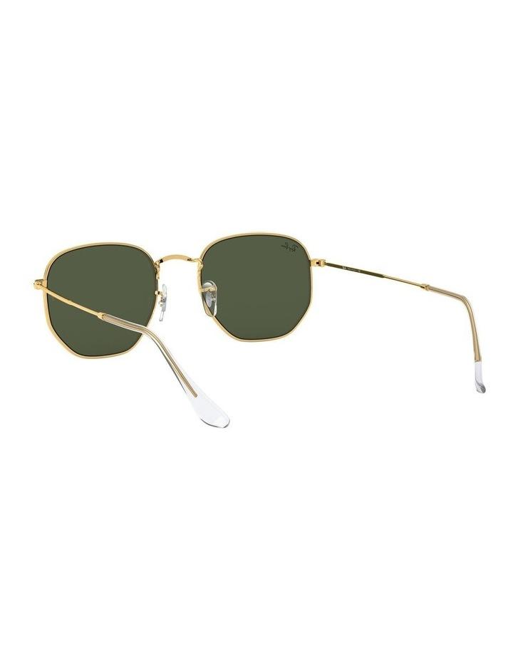 Green Hexagon Sunglasses RB3548N 1529913001 image 6