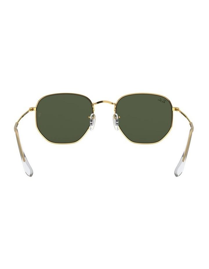 Green Hexagon Sunglasses RB3548N 1529913001 image 7