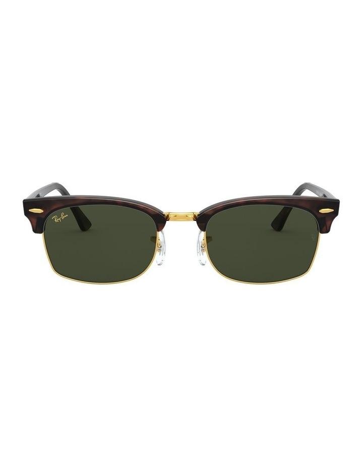 0RB3916 Clubmaster Square 1530999002 Sunglasses image 2
