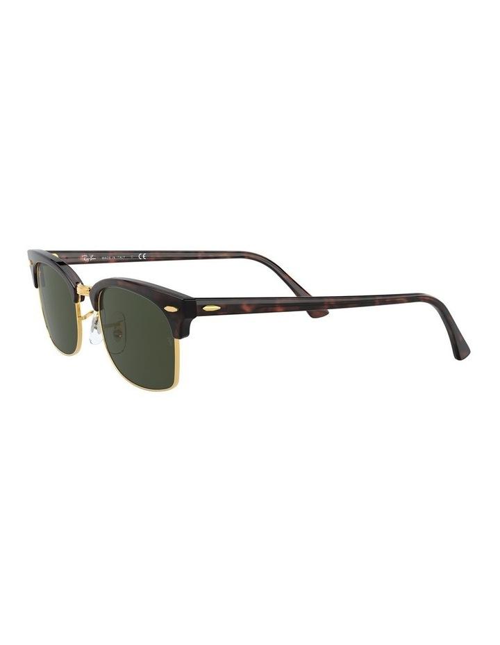 0RB3916 Clubmaster Square 1530999002 Sunglasses image 3