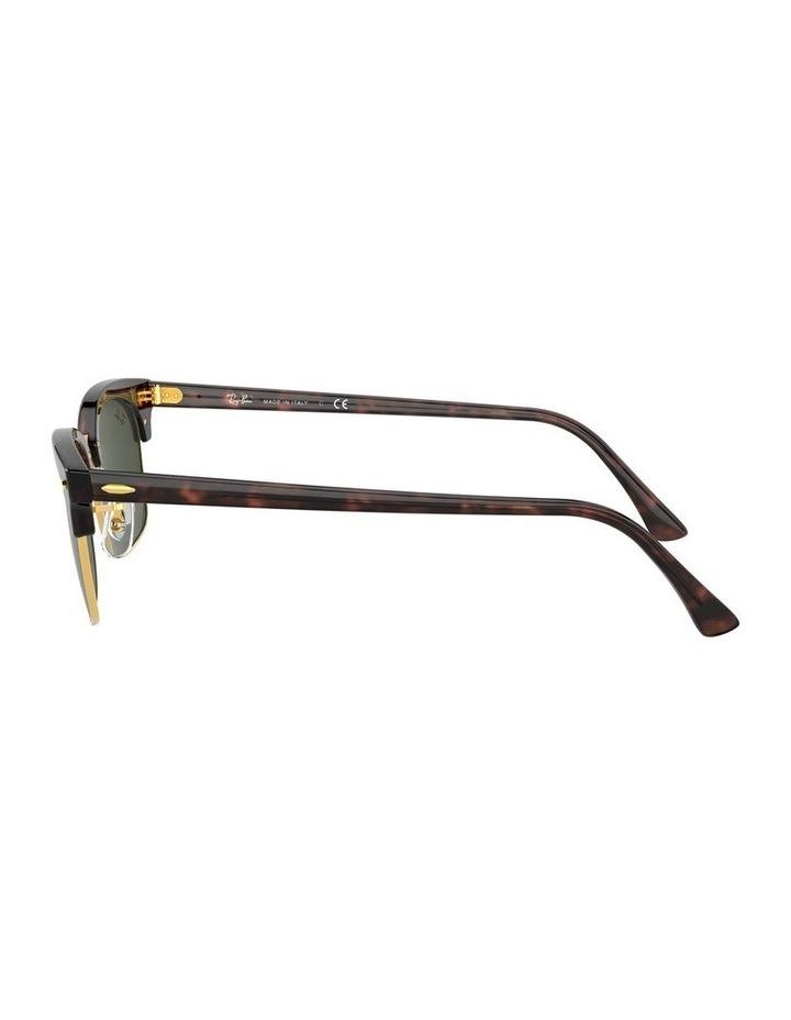 0RB3916 Clubmaster Square 1530999002 Sunglasses image 4