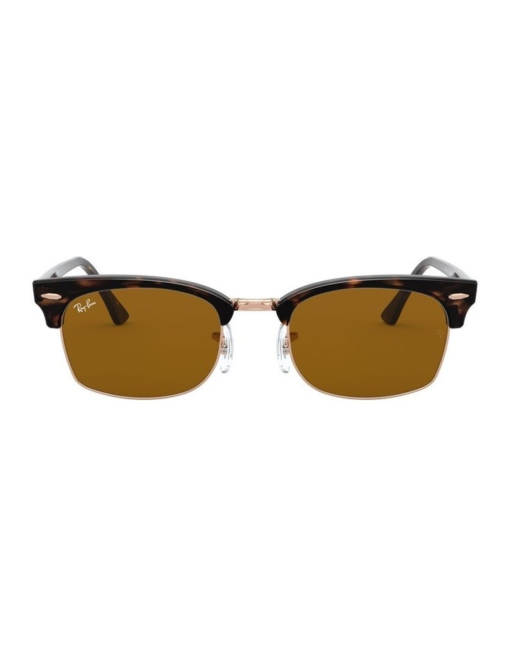 0RB3916 Clubmaster Square 1530999003 Sunglasses image 2