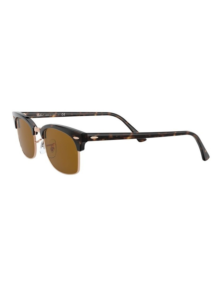 0RB3916 Clubmaster Square 1530999003 Sunglasses image 3