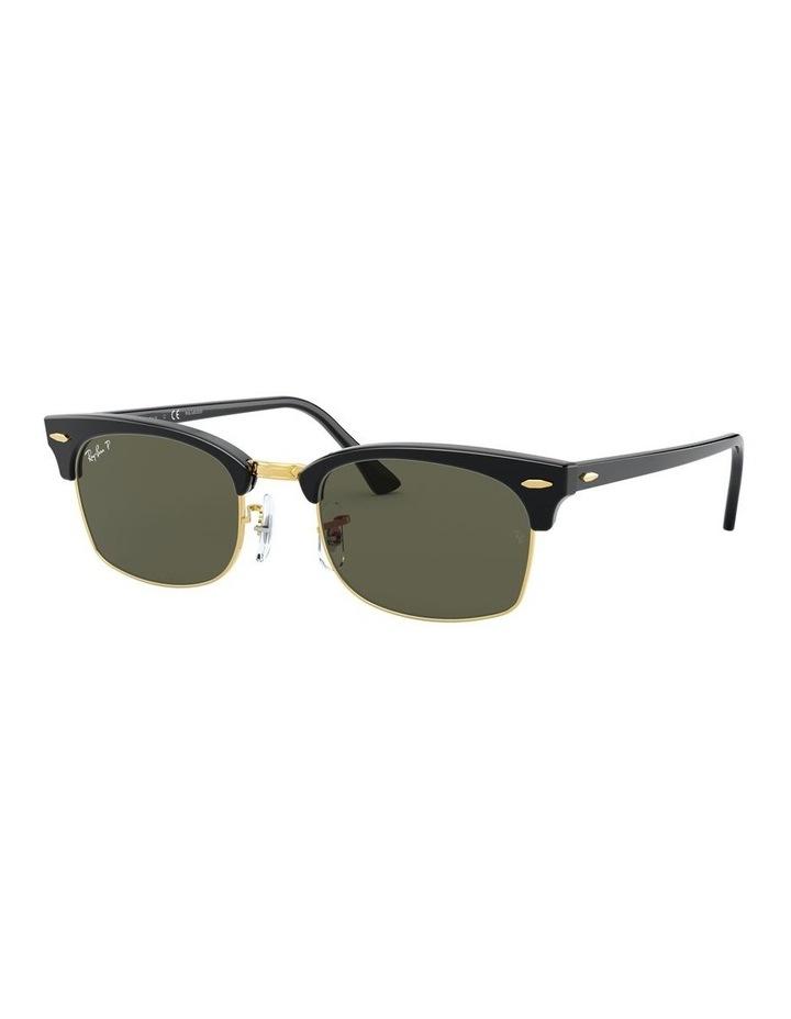 0RB3916 Clubmaster Square 1530999007 Polarised Sunglasses image 1