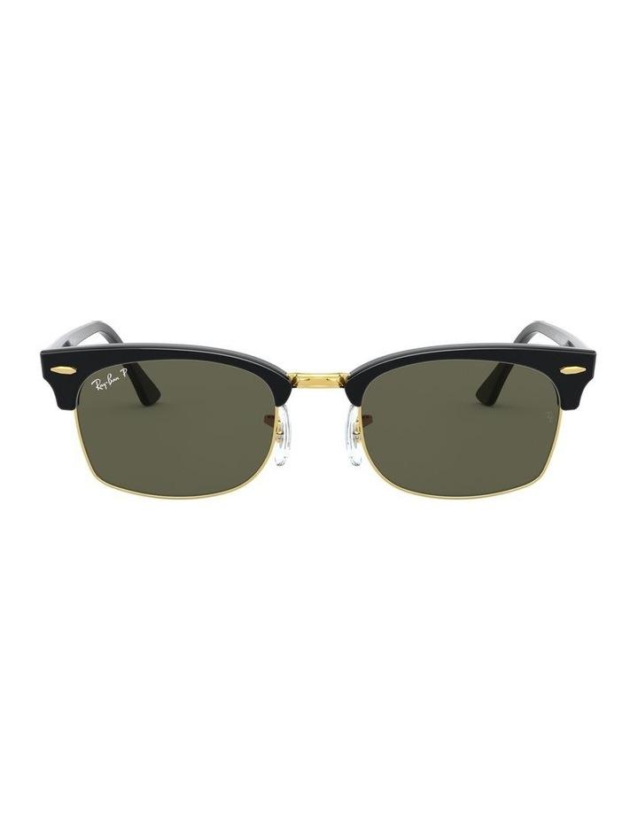 0RB3916 Clubmaster Square 1530999007 Polarised Sunglasses image 2