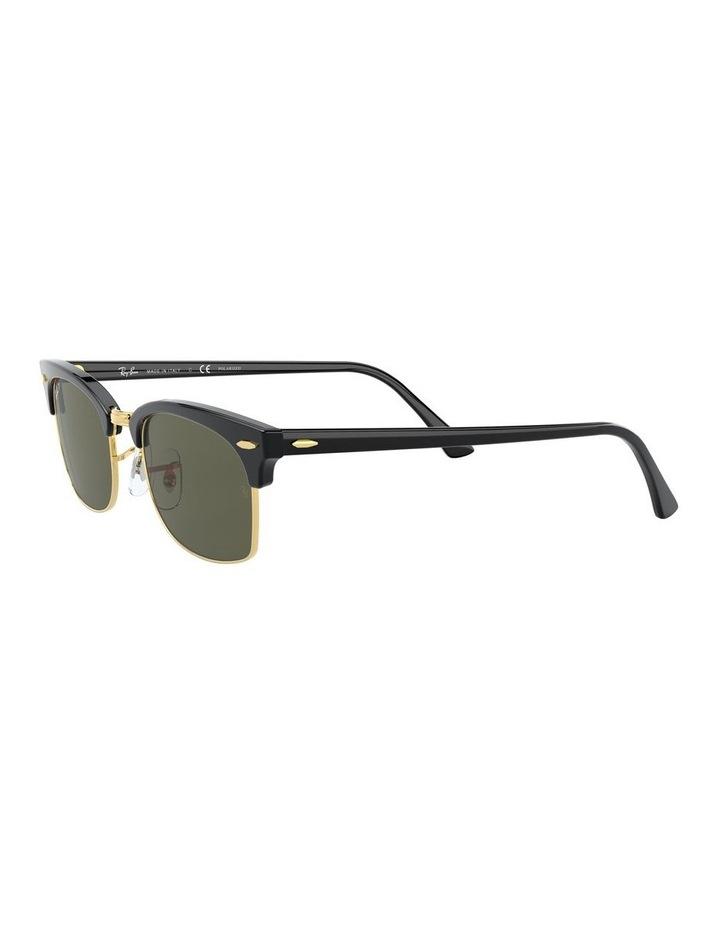 0RB3916 Clubmaster Square 1530999007 Polarised Sunglasses image 3